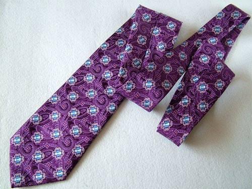 2012, Trend-Men-Tie,purple