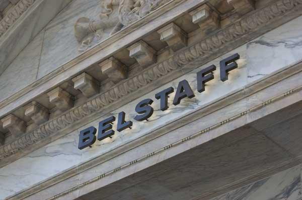 BELSTAFF - NEW BOND STREET LONDON UK FLAGSHIP STORE