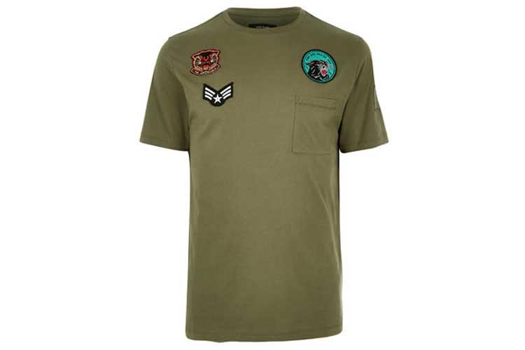 Military-T-Shirt