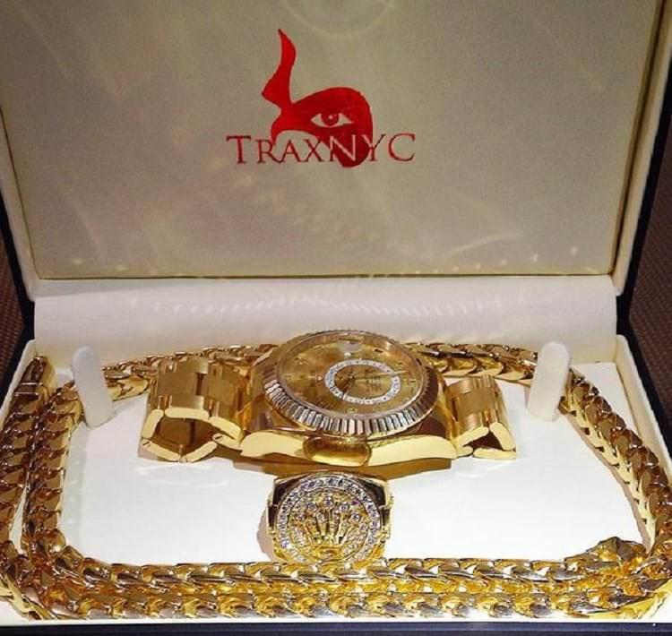 TraxNYC: A Fusion Of Pop Culture And Luxury JewelryFASHION