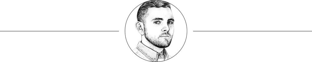 Cillian O'Connor, FashionBeans Features Editor