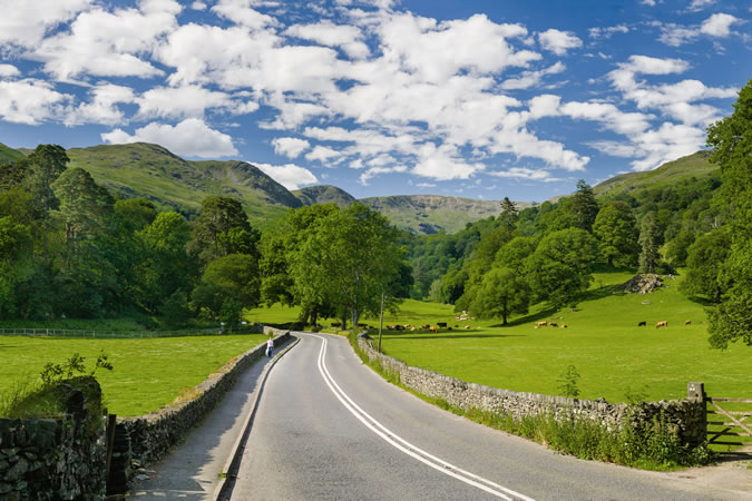 The Best Driving Roads In Britain - A591 From Kendal To Keswick