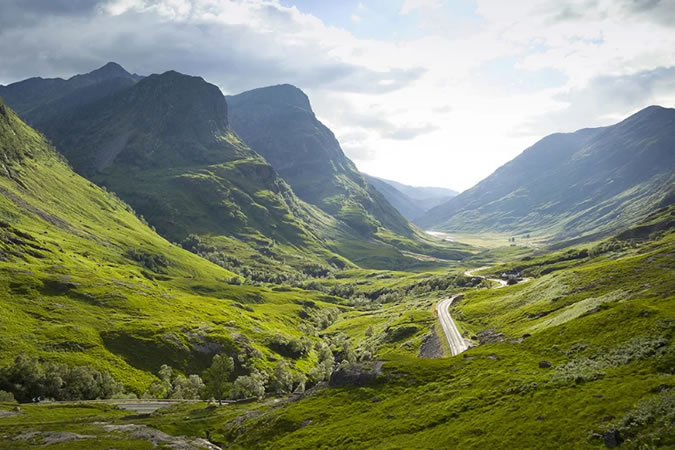 The Best Driving Roads In Britain - A82 From Loch Ness To Loch Lomond