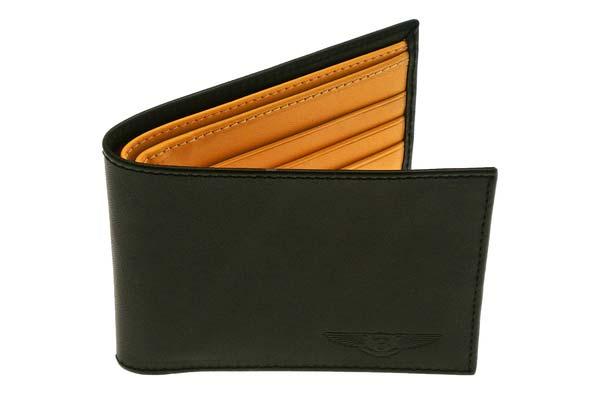 Ettinger Wallet Bentley Black