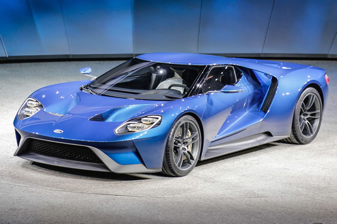 Ford GT 2016 Exterior