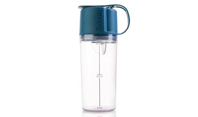 UMORO ONE V2 - The Ultimate Protein Shaker & Water Bottle