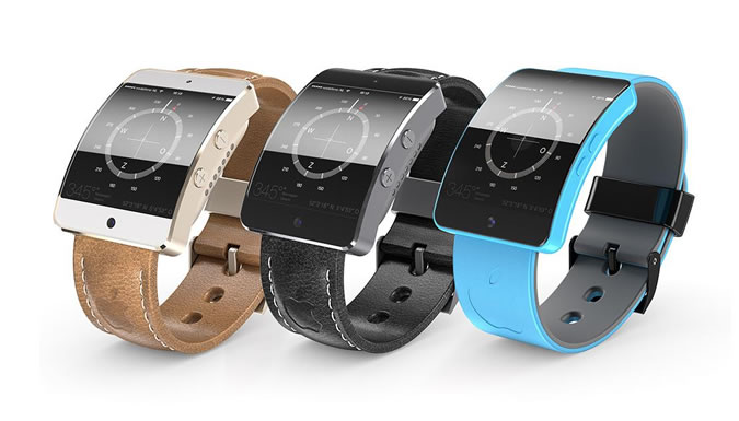 Apple iWatch Concept Image