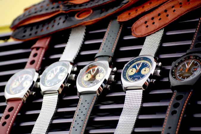 Straton Watch Co Curve Chrono