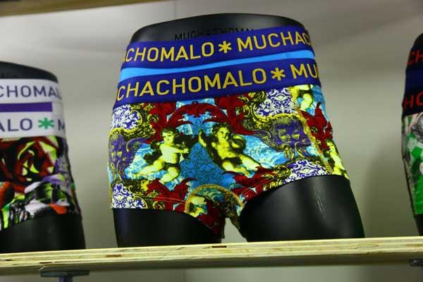 Mens Underwear - Muchachomalo Boxer shorts 2013