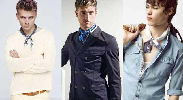 neck tie for men in 2012 - how to wear