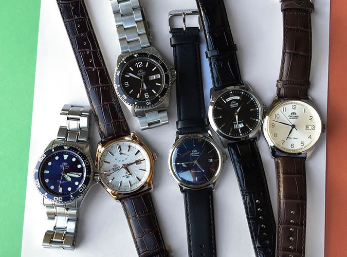 Orient Watches for Men