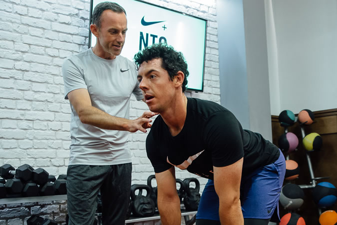 Rory McIlroy's Strength And Flexibility Workout