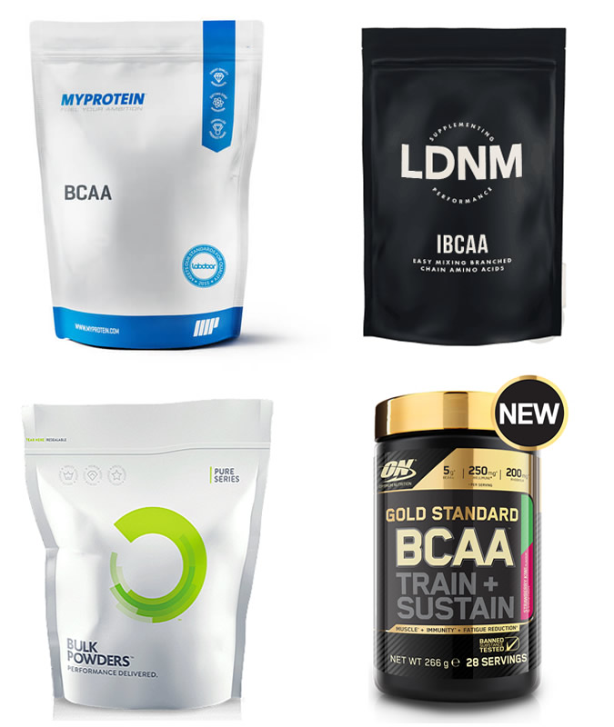 BCAAs Supplements