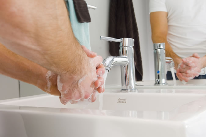 Phthalates in cleaning products and soaps can actually cause weight gain over time