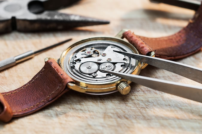 Watch Mistakes - not getting your watch serviced