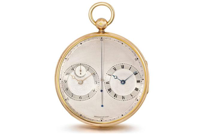 Breguet 1814 Fils Chronograph Pocketwatch