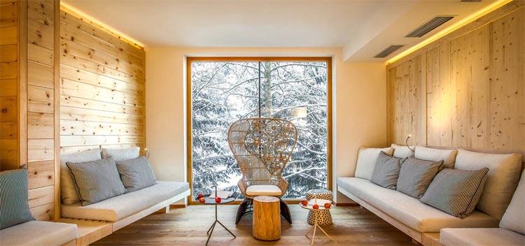 Relais & Chateaux Hotel Rosa Alpina – Alta Badia Italy