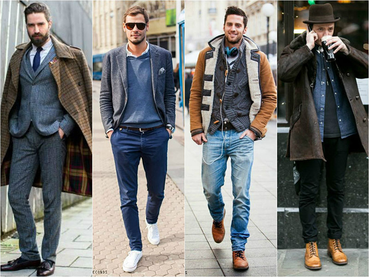 Winter Layers – Get The Killer Looks
