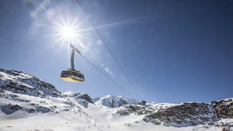 St. Moritz Switzerland – Ski & Fly To Milan Fashion Week