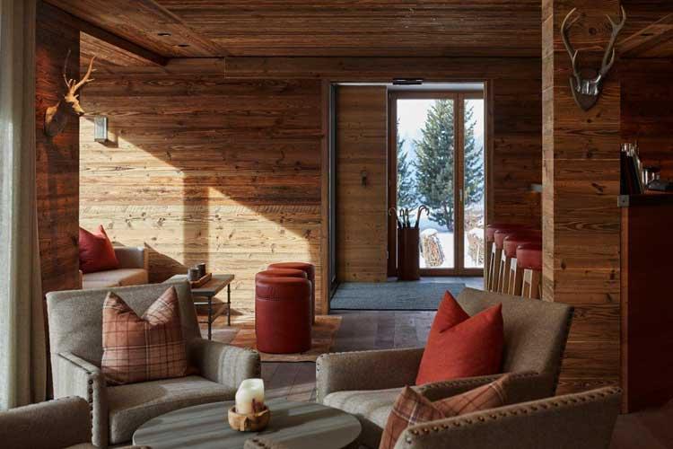 The Capra Hotel In Saas Fee Switzerland