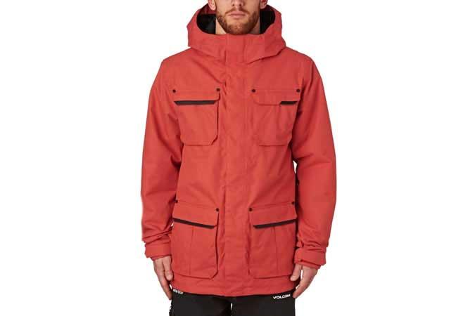 Sport Luxe Street Style Ski-Wear