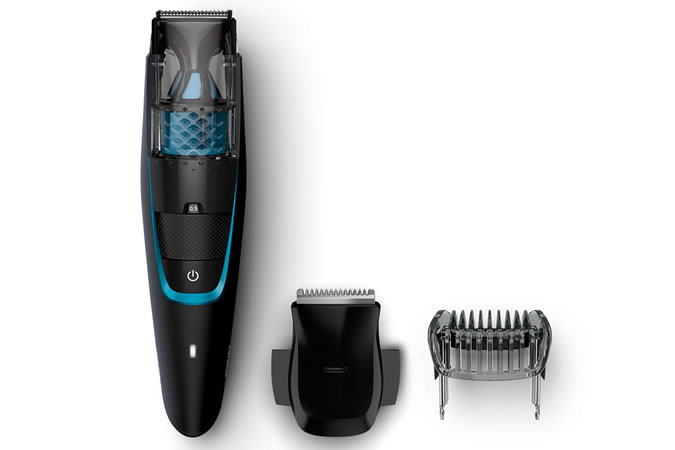 Phillips Vacuum Beardtrimmer Series 7000