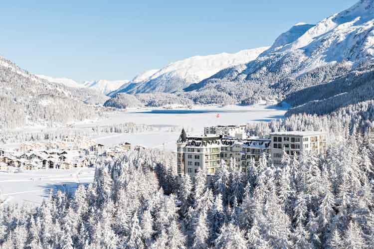 Switzerland – Waldhaus in Sils