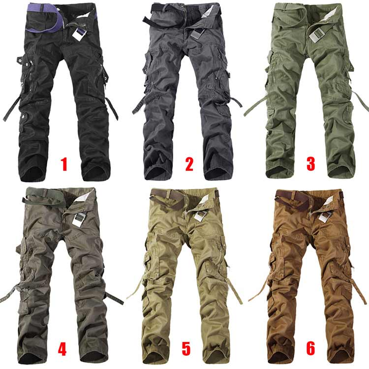 Cargo Comeback – Our Top Cargo Trousers