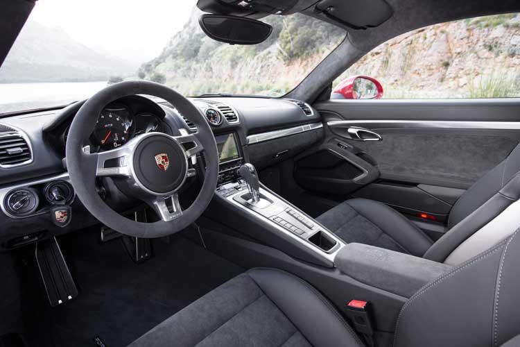 981 Porsche Cayman – Boxster GTS The Drive