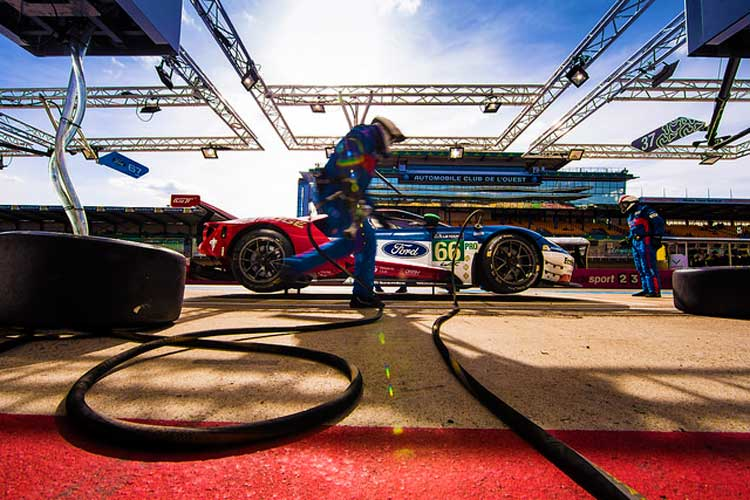 Le Mans 24 – Ford GT Go Like Hell
