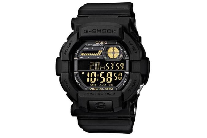 Casio G-Shock Timer Alarm Chronograph