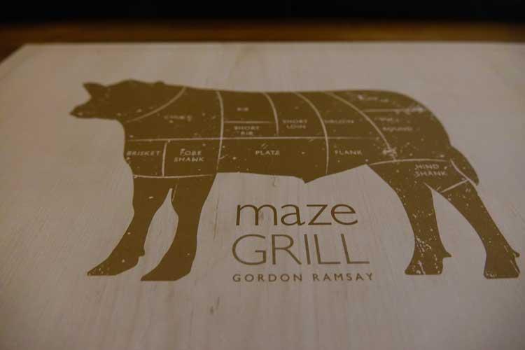 Maze Grill Park Walk  – Gordon Ramsay Restaurants