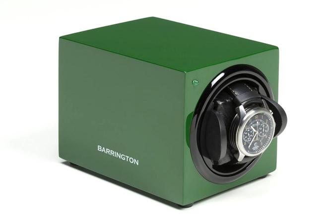 BARRINGTON SINGLE WINDER - RACING GREEN