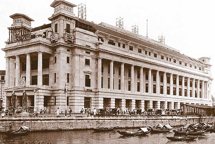 Fullerton Hotel Singapore – Historic Iconic Stay
