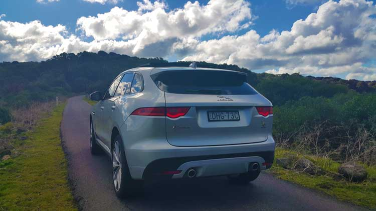 Jaguar F-Pace S V6 Diesel – Driven Down Under