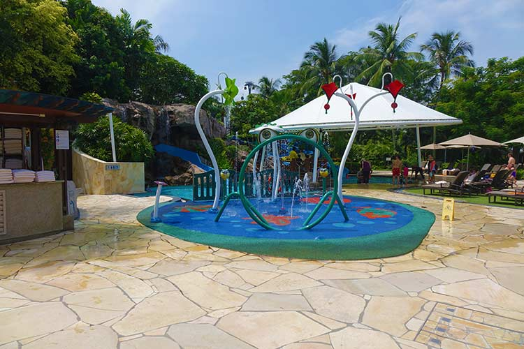 Shangri-La's Rasa Sentosa Resort & Spa – Singapore's Only Beachfront Hotel