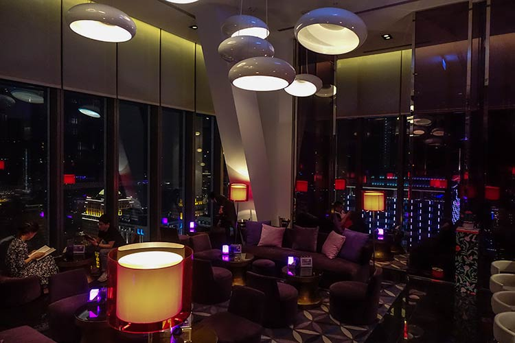 W Taipei – Funky Hotel With View Of 101 Tower