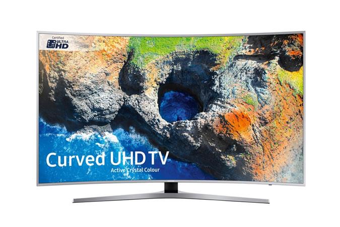 Samsung UE55MU6500UXXU 55inch Curved 4K UHD LED HDR SMART TV