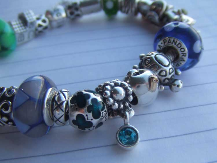 Wearing A Mandora – Charm Bracelets For Men