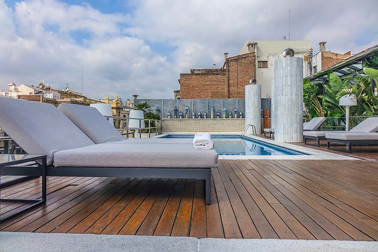 Claris Hotel & Spa 5 * GL Monument – Barcelona Passeig de Gràcia
