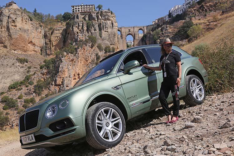 Bentley Bentayga Diesel – Tour Through Andalusia