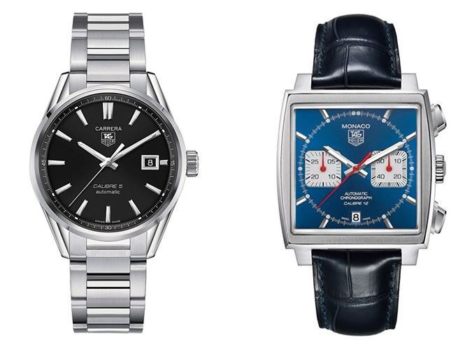 the best Tag Heuer watches for men