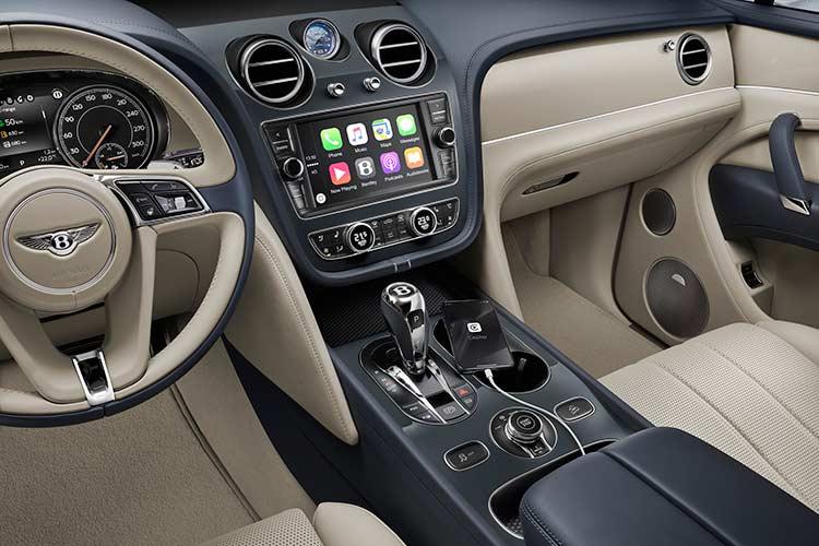 Bentley Bentayga Hybrid – The Worlds First Luxury Hybrid SUV