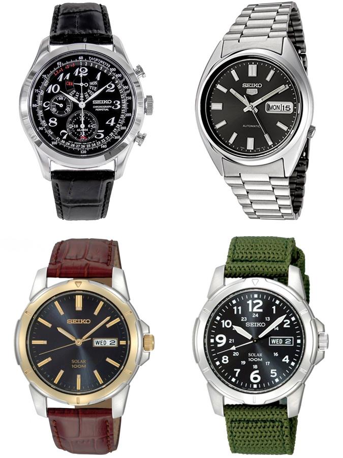 Cheap Seiko Watches for men