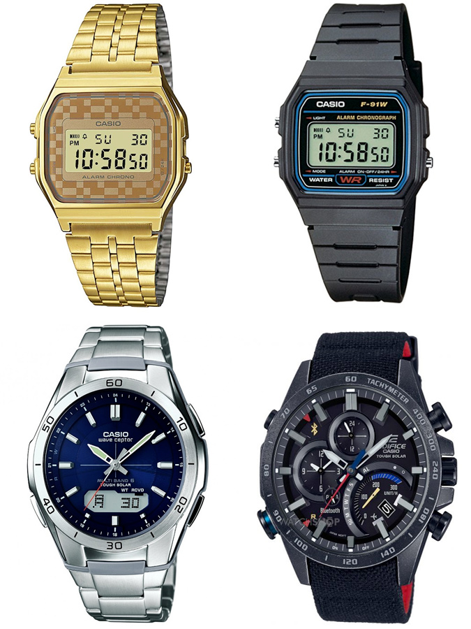 Cheap Casio Watches for men