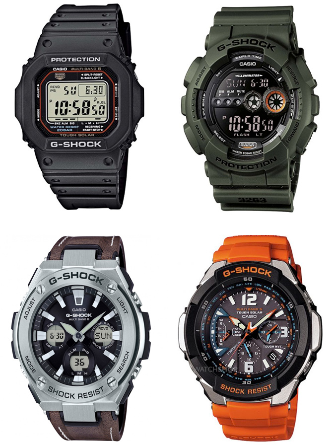 Cheap Casio G-Shock Watches for men