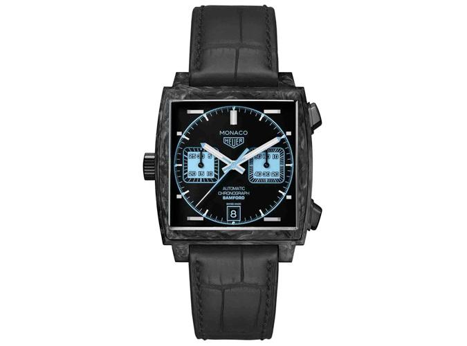 TAG Heuer x Bamford Watch Department Monaco