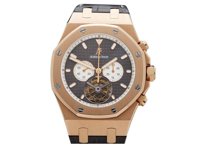 Audemars Piguet Royal Oak xl tourbillon chronograph