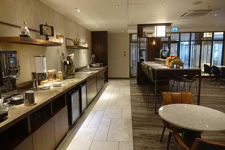 London Marriott Hotel Regents Park – Skyline Penthouse Suite