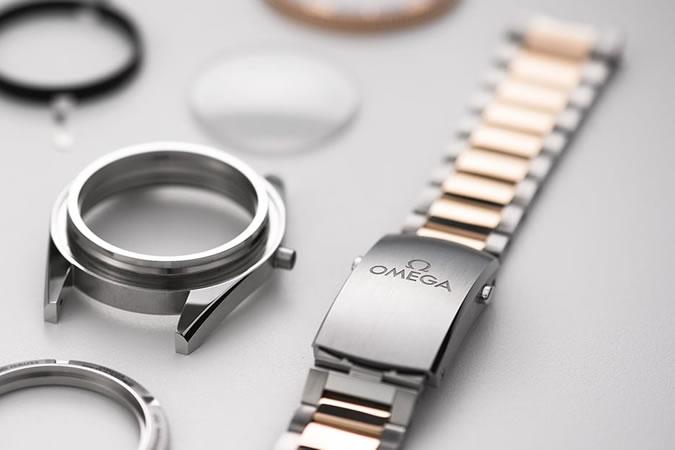 Omega watch repairs